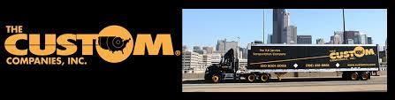 The Custom Companies Local Driver Chicago Job In Northlake Il The Custom