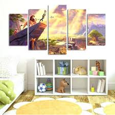 lion king baby room lion king baby room theme lion king large canvas print 5 panel lion king baby room
