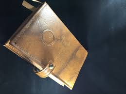 leather book cover for hard cover copies of a a big