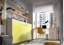 teenage room furniture. Rimobel Modern Fold-Away Single Wall Bed With Optional Desk And Shelving Teenage Room Furniture D