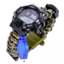 paracord survival bracelets compass 1 300x300 jpg paracord survival bracelets compass men sport waterproof watch