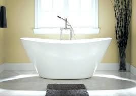 cast iron alcove tub bathtub bathtubs ideas images vintage 66 x 32