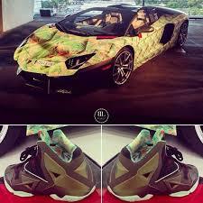 lebron james lamborghini aventador. Beautiful Lebron Lou La Vie Rich B Caliente And Toys For Boys Miami Teamed Up To Wrap A Lamborghini  Aventador Roadster Specific Purpose For Lebron James E