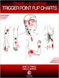 Free Trigger Point Chart Travell And Simons Trigger Point Flip Charts 9780683180084