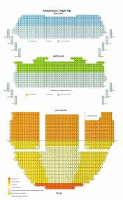 52 Valid Wilbur Theater Seating Chart With Seat Numbers
