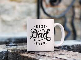 4.4 out of 5 stars 281. Amazon Com Best Dad Ever Coffee Mug Best Gifts For Dad Husband Unique Valentine S Day Gift Idea For Him From Daughter Son Wife Kids Cool Birthday Present For Men A