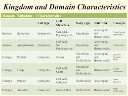 Kingdoms And Domains The Kingdoms Of Life Biologists Have