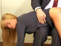 Husband spank their who wife