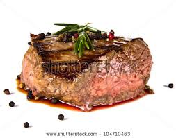 cooked steak with white background.  Cooked Beef Steak Medium Grilled Isolated On White Background 104710463 Inside Cooked Steak With White Background D