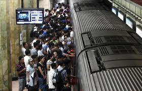 crowded subway train station. Brilliant Crowded 600  387 In Chinau0027s Mob VIDEO Worldu0027s Most Crowded Subways On Subway Train Station E