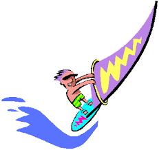 Risultati immagini per gif windsurf