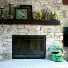 rock fireplace makeover rock fireplace makeover painted stone ed faux lava old rock fireplace makeover rock fireplace
