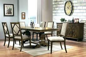 Rustic Chic Dining Room Country Ideas Decor Image Of