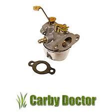 CARBURETOR FOR TECUMSEH ENGINES H70 H80 8HP 9HP 631793 631440 ...
