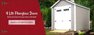 exterior double doors for shed shed doors n more your one stop for all your
