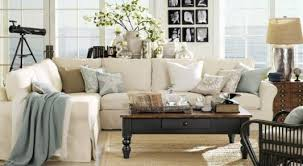 remarkable pottery barn style living. Inspiring Pottery Barn Blue Living Room 17 Best Images About Style On Pinterest Leather Impressive Remarkable C