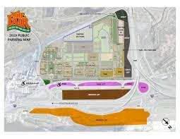 York Fair Seating Chart 2015 Fairground Maps The Great New York State Fair