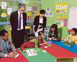 Cimb Sets Up First Childcare Centre New Straits Times