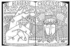 Color Pages For Kids Stations Of The Cross Coloring Pages The