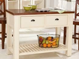 Portable Kitchen Island Kitchen 58 Vintage Style Unfinished Wood Portable Kitchen Cart