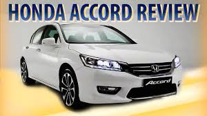 2016 Honda Accord Review: First Look, Specs, Performance of ...