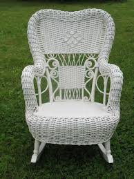 comfortable porch furniture. Outdoor:Wicker Rocker Chair Wonderful Paint Rocking Patio Furniture Chairs Wood And Rattan Swivel White Comfortable Porch