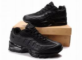 nike air max all black mens buy black black nike air
