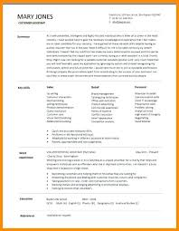 Cv Shop Assistant Sales Assistant Example Shop Store Resume Retail Curriculum