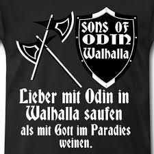 Wikingerodinthornordmannwalhallacoole Sprüche Coole Sprüche