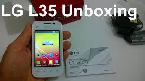 LG L35 Dual TV - O Que Vem na Caixa ...