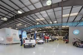 carvana vehicle inspection center marking the pany s first west coast inspection center the facility will employ up to 500 workers at the 40 acre site
