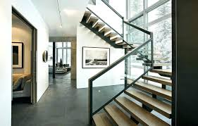 Farmhouse stair railing Railing Ideas Modern Farmhouse Staircase Image Of Glass Railing Stair End Caps Stairs Treads And Risers Kit Open Wellmichaelyinfo Modern Farmhouse Staircase Image Of Glass Railing Stair End Caps