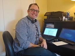 Working from Home with ... Adam Goldfarb in NYC - Blog - Hexagon PPM