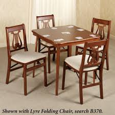Wood Folding Card Table And Chairs Set With Ideas Design 1200 | Yoibb
