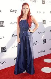 Burgess At Daily Front Row S Fashion Los Angeles Awards 2017