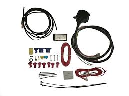 Wiring diagram for towbar life style by modernstork universal towing electrics with pdc control for towbar