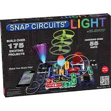 Best gifts for 8-year-old boy - Snap Circuits Light | Cool Mom boys Picks