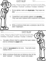 Context Clues Anchor Chart (FREEBIE included!)   Context clues ...