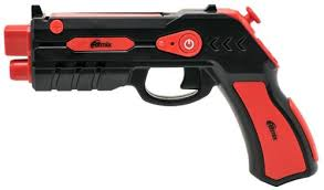 <b>Геймпад Ritmix GP-055 BTH</b> Black-Red [15119861] - купить со ...