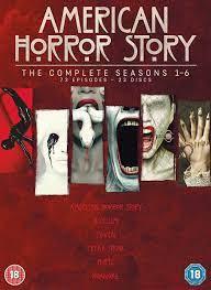 American Horror Story S1-6 (Dvd)