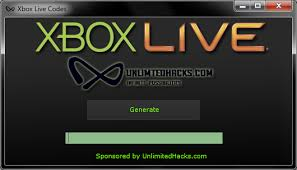 Image result for Xbox Live Code Generator