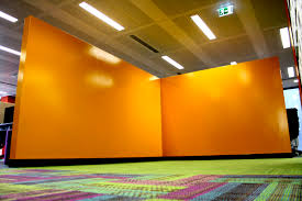 office feature wall. Allowing The Feature Walls To Work In Synergy With Overall Office Environment, Plus Bringing A Vibrant And Fun Piece Of Art Space. Wall