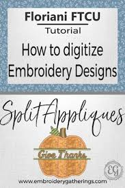 How To Digitize Applique Designs 7 Incomparable Choose Embroidery Machine Ideas Amazing