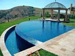 infinity pool edge detail. Aka Infinity Pool Edge Detail