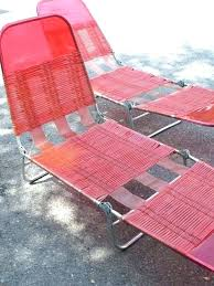 pvc folding lounge chair steel jelly chaise by do it with regard to chairs ideas 7