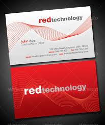 tech business card cardview net business card visit card design inspiration
