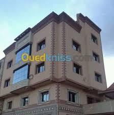 facade maison construction travaux