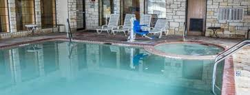 comfort suites seaworld lackland is one of the 13 best places with hot tubs in