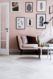 pale pink living rooms successful