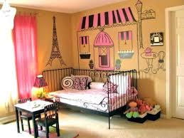 paris themed girl bedroom themed tween